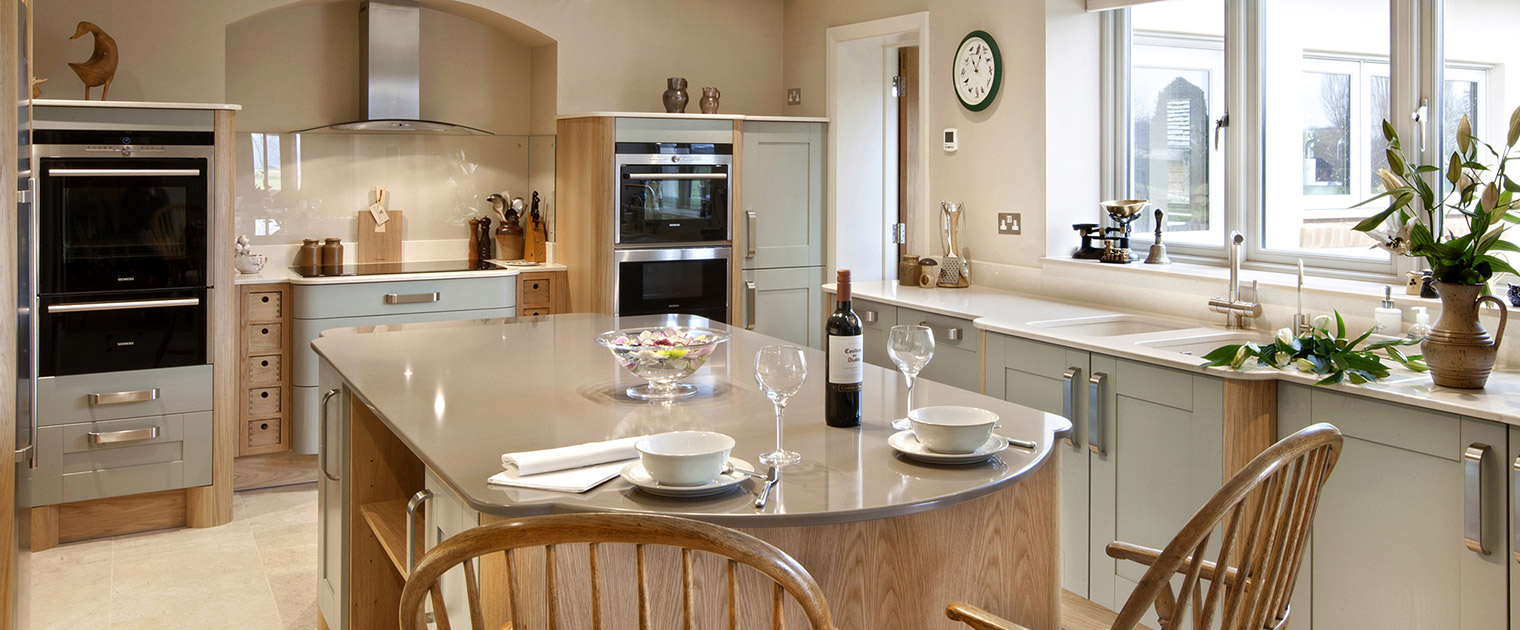 luxury kitchen design | bespoke kitchen designs, warwickshire