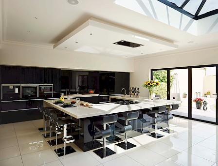 Top Tips for creating the perfect party kitchen