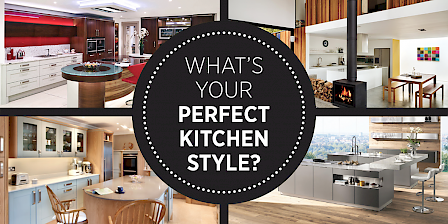 What's your perfect kitchen style?