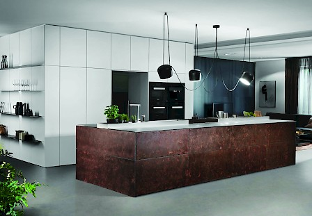 Kitchen Trends: Texture and Touch