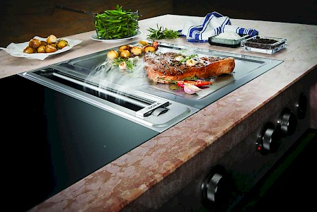 Have you seen the new BORA Cooktop Extractor?