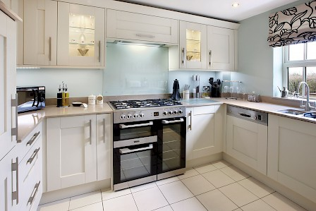 Make space with effective kitchen design