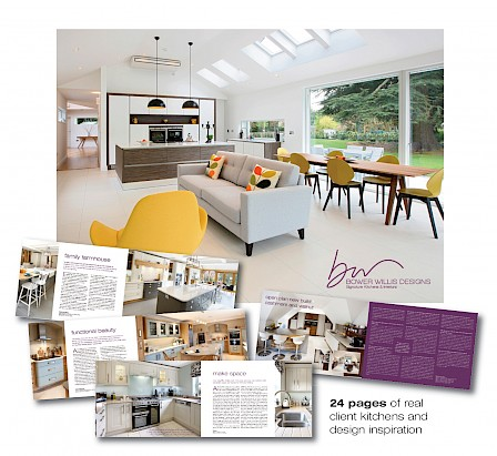 Kitchen ideas and inspiration brochure